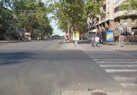Ситилайт №201079 в городе Николаев (Николаевская область), размещение наружной рекламы, IDMedia-аренда по самым низким ценам!
