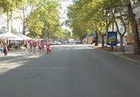 Ситилайт №201085 в городе Николаев (Николаевская область), размещение наружной рекламы, IDMedia-аренда по самым низким ценам!