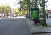 Ситилайт №201086 в городе Николаев (Николаевская область), размещение наружной рекламы, IDMedia-аренда по самым низким ценам!