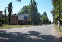 Билборд №201095 в городе Никополь (Днепропетровская область), размещение наружной рекламы, IDMedia-аренда по самым низким ценам!