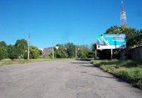 Билборд №201102 в городе Никополь (Днепропетровская область), размещение наружной рекламы, IDMedia-аренда по самым низким ценам!