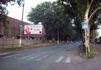 Билборд №201105 в городе Никополь (Днепропетровская область), размещение наружной рекламы, IDMedia-аренда по самым низким ценам!