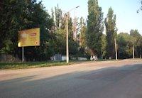 Билборд №201107 в городе Никополь (Днепропетровская область), размещение наружной рекламы, IDMedia-аренда по самым низким ценам!