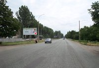 Билборд №201112 в городе Никополь (Днепропетровская область), размещение наружной рекламы, IDMedia-аренда по самым низким ценам!