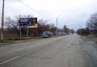 Билборд №201114 в городе Никополь (Днепропетровская область), размещение наружной рекламы, IDMedia-аренда по самым низким ценам!