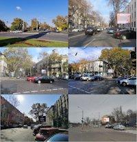 Экран №201125 в городе Одесса (Одесская область), размещение наружной рекламы, IDMedia-аренда по самым низким ценам!