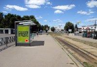 Ситилайт №202191 в городе Харьков (Харьковская область), размещение наружной рекламы, IDMedia-аренда по самым низким ценам!