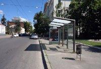 Ситилайт №202192 в городе Харьков (Харьковская область), размещение наружной рекламы, IDMedia-аренда по самым низким ценам!