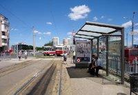 Ситилайт №202200 в городе Харьков (Харьковская область), размещение наружной рекламы, IDMedia-аренда по самым низким ценам!