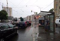 Ситилайт №202204 в городе Харьков (Харьковская область), размещение наружной рекламы, IDMedia-аренда по самым низким ценам!