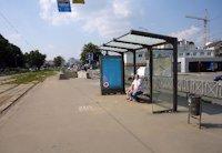 Ситилайт №202206 в городе Харьков (Харьковская область), размещение наружной рекламы, IDMedia-аренда по самым низким ценам!