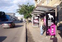 Ситилайт №202208 в городе Харьков (Харьковская область), размещение наружной рекламы, IDMedia-аренда по самым низким ценам!