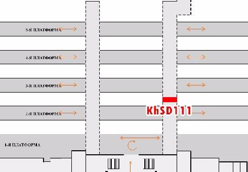 IDMedia Арендовать и разместить Indoor в городе Харьков (Харьковская область) №202465 схема