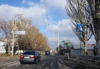 Бэклайт №202543 в городе Херсон (Херсонская область), размещение наружной рекламы, IDMedia-аренда по самым низким ценам!
