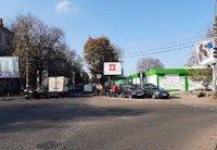 Экран №202611 в городе Черкассы (Черкасская область), размещение наружной рекламы, IDMedia-аренда по самым низким ценам!