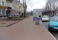 Ситилайт №202793 в городе Чернигов (Черниговская область), размещение наружной рекламы, IDMedia-аренда по самым низким ценам!
