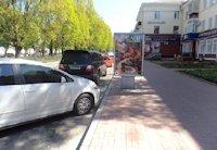 Ситилайт №202794 в городе Чернигов (Черниговская область), размещение наружной рекламы, IDMedia-аренда по самым низким ценам!