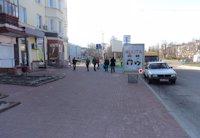Ситилайт №202797 в городе Чернигов (Черниговская область), размещение наружной рекламы, IDMedia-аренда по самым низким ценам!