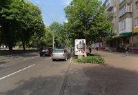Ситилайт №202798 в городе Чернигов (Черниговская область), размещение наружной рекламы, IDMedia-аренда по самым низким ценам!