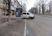 Ситилайт №202799 в городе Чернигов (Черниговская область), размещение наружной рекламы, IDMedia-аренда по самым низким ценам!