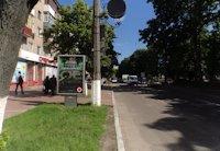 Ситилайт №202801 в городе Чернигов (Черниговская область), размещение наружной рекламы, IDMedia-аренда по самым низким ценам!