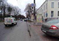 Ситилайт №202803 в городе Чернигов (Черниговская область), размещение наружной рекламы, IDMedia-аренда по самым низким ценам!