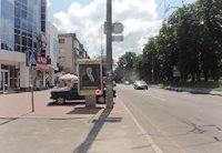 Ситилайт №202804 в городе Чернигов (Черниговская область), размещение наружной рекламы, IDMedia-аренда по самым низким ценам!