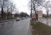 Ситилайт №202805 в городе Чернигов (Черниговская область), размещение наружной рекламы, IDMedia-аренда по самым низким ценам!