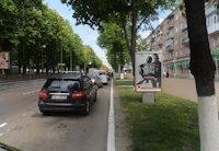 Ситилайт №202807 в городе Чернигов (Черниговская область), размещение наружной рекламы, IDMedia-аренда по самым низким ценам!