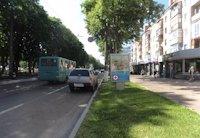 Ситилайт №202811 в городе Чернигов (Черниговская область), размещение наружной рекламы, IDMedia-аренда по самым низким ценам!