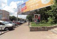 Ситилайт №202814 в городе Чернигов (Черниговская область), размещение наружной рекламы, IDMedia-аренда по самым низким ценам!