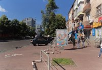 Ситилайт №202830 в городе Чернигов (Черниговская область), размещение наружной рекламы, IDMedia-аренда по самым низким ценам!