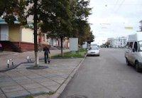 Ситилайт №202834 в городе Чернигов (Черниговская область), размещение наружной рекламы, IDMedia-аренда по самым низким ценам!
