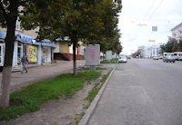 Ситилайт №202835 в городе Чернигов (Черниговская область), размещение наружной рекламы, IDMedia-аренда по самым низким ценам!