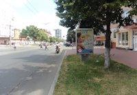Ситилайт №202836 в городе Чернигов (Черниговская область), размещение наружной рекламы, IDMedia-аренда по самым низким ценам!