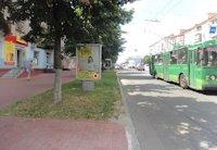 Ситилайт №202837 в городе Чернигов (Черниговская область), размещение наружной рекламы, IDMedia-аренда по самым низким ценам!