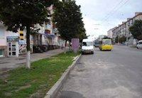 Ситилайт №202839 в городе Чернигов (Черниговская область), размещение наружной рекламы, IDMedia-аренда по самым низким ценам!