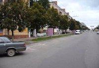 Ситилайт №202840 в городе Чернигов (Черниговская область), размещение наружной рекламы, IDMedia-аренда по самым низким ценам!