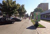 Ситилайт №202842 в городе Чернигов (Черниговская область), размещение наружной рекламы, IDMedia-аренда по самым низким ценам!