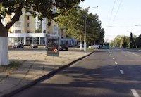 Ситилайт №202971 в городе Одесса (Одесская область), размещение наружной рекламы, IDMedia-аренда по самым низким ценам!
