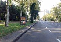 Ситилайт №202977 в городе Одесса (Одесская область), размещение наружной рекламы, IDMedia-аренда по самым низким ценам!