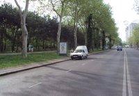 Ситилайт №202979 в городе Одесса (Одесская область), размещение наружной рекламы, IDMedia-аренда по самым низким ценам!