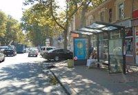 Остановка №202982 в городе Одесса (Одесская область), размещение наружной рекламы, IDMedia-аренда по самым низким ценам!