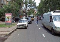 Ситилайт №202985 в городе Одесса (Одесская область), размещение наружной рекламы, IDMedia-аренда по самым низким ценам!