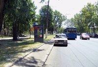 Ситилайт №202987 в городе Одесса (Одесская область), размещение наружной рекламы, IDMedia-аренда по самым низким ценам!