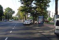 Ситилайт №202988 в городе Одесса (Одесская область), размещение наружной рекламы, IDMedia-аренда по самым низким ценам!