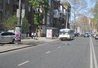 Остановка №203005 в городе Одесса (Одесская область), размещение наружной рекламы, IDMedia-аренда по самым низким ценам!