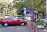 Остановка №203006 в городе Одесса (Одесская область), размещение наружной рекламы, IDMedia-аренда по самым низким ценам!