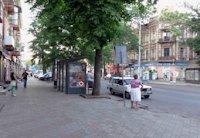 Остановка №203116 в городе Одесса (Одесская область), размещение наружной рекламы, IDMedia-аренда по самым низким ценам!