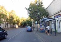 Остановка №203169 в городе Одесса (Одесская область), размещение наружной рекламы, IDMedia-аренда по самым низким ценам!